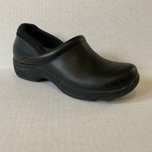 Dansko 36 Kelsey Black Clogs Shoes Professional